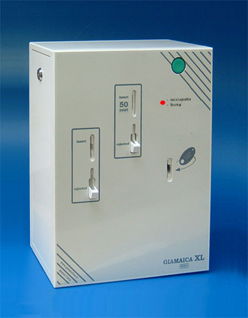 Gettoniera GIAMAICA 2014 XL con display opzionale